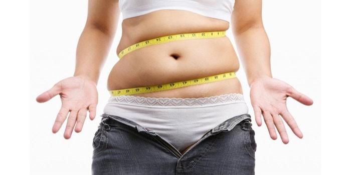 что нельзя есть при похудении живота