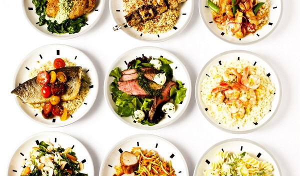 Диета Дробное питание: меню на неделю в граммах