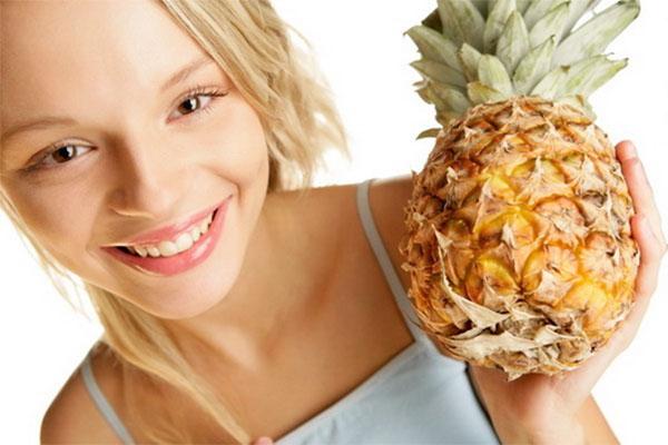 ананасовая диета отзывы