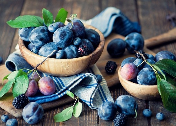 Цветная диета для похудения, цветная диета — меню