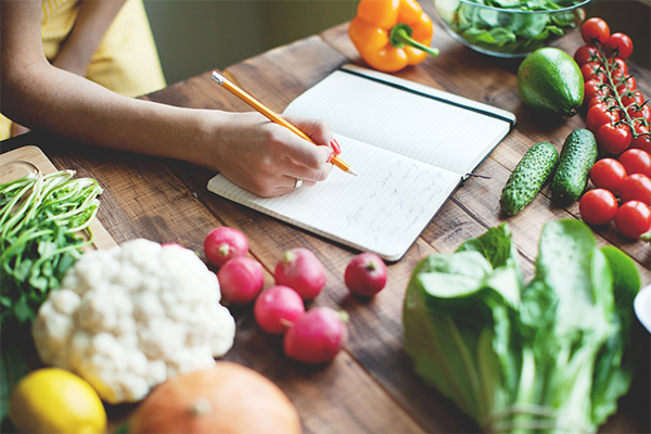 Постная диета для похудения: принципы питания и меню