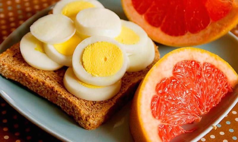 белковая диета на яйцах
