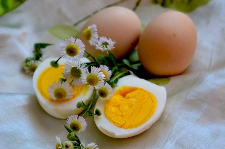 Диета на яичных белках — Сбрось вес