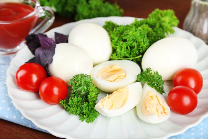 Яичная диета на 4 дня: режим приема пищи, меню, отзывы