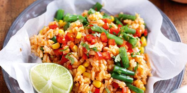 Рис для похудения: как готовить