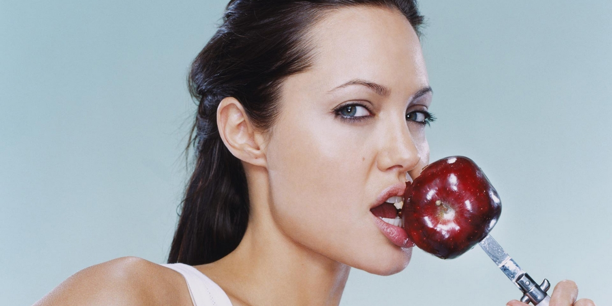Диета Анджелины джоли для похудения: меню, отзывы