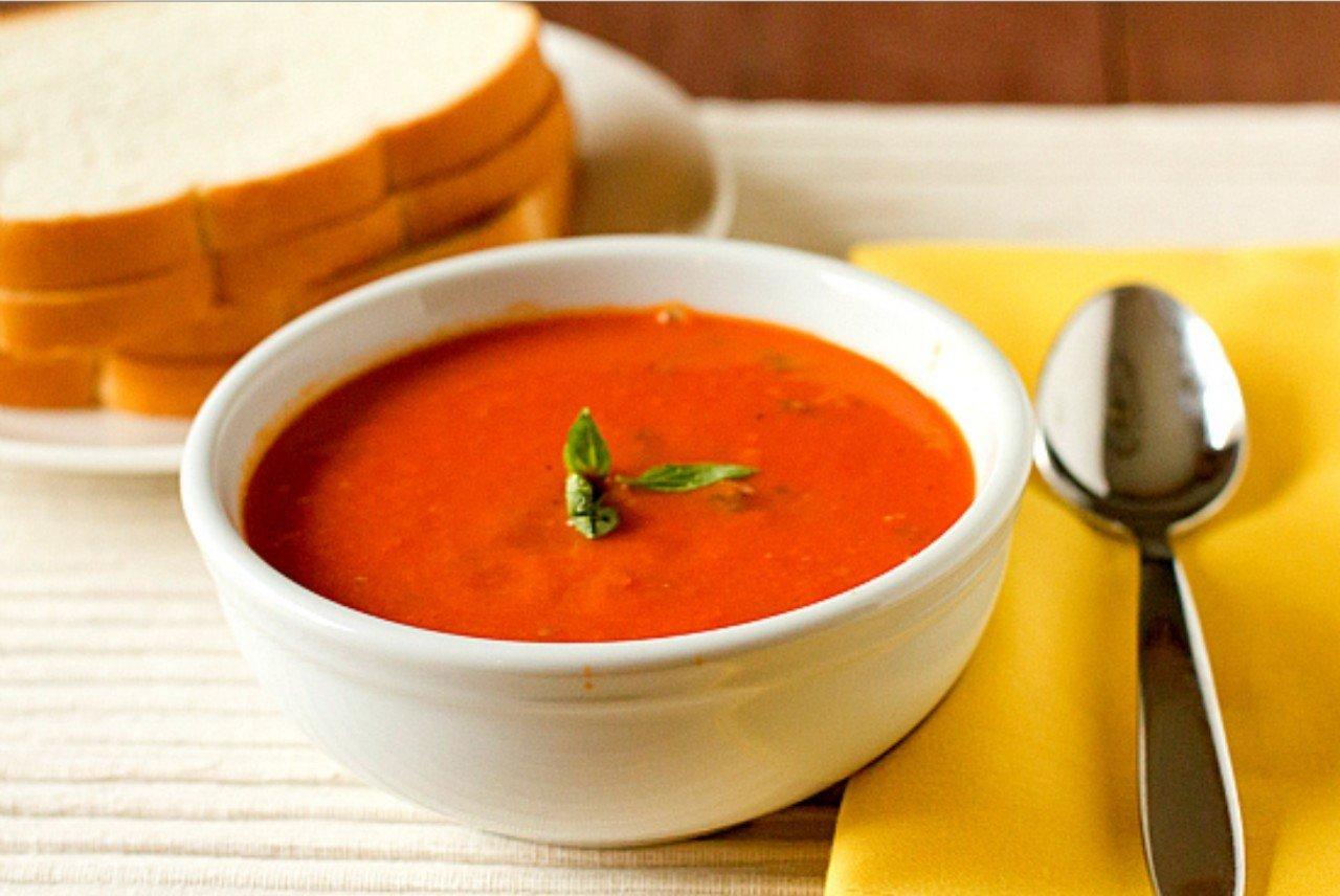 Супы для похудения в домашних условиях