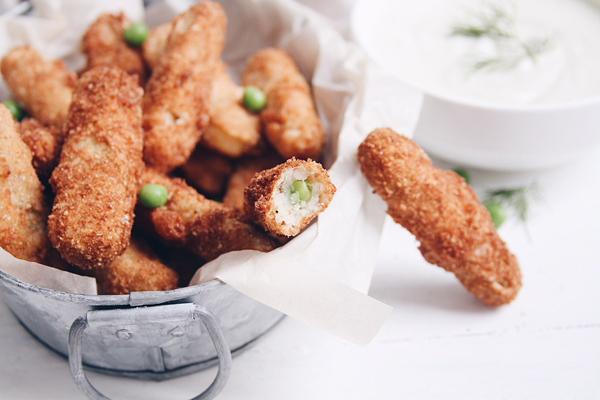 Картофельные крокеты - пошаговый рецепт с фото на Повар.ру