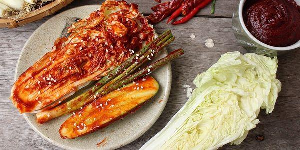 Редька по-корейски: 10 рецептов    Капуста с редькой по корейски