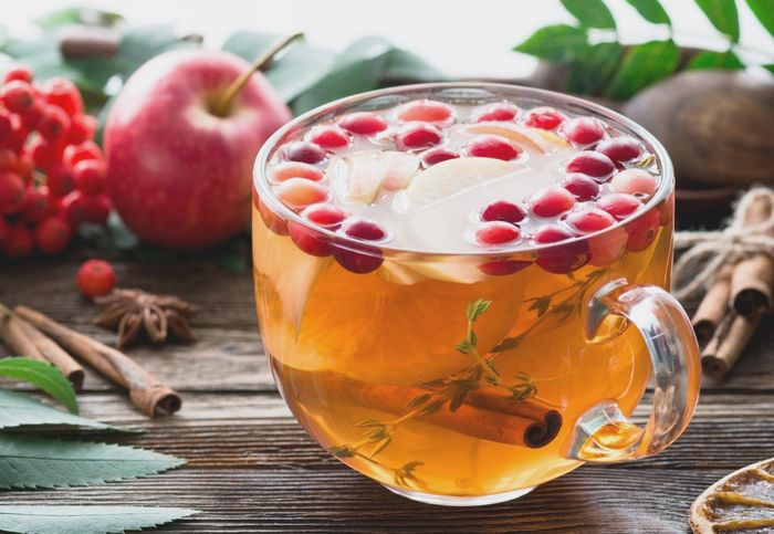 Рецепты зимних напитков 5