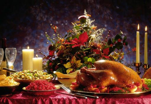 Новогодние мясные блюда 1