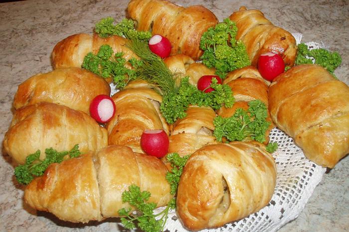Новогодние мясные блюда 7