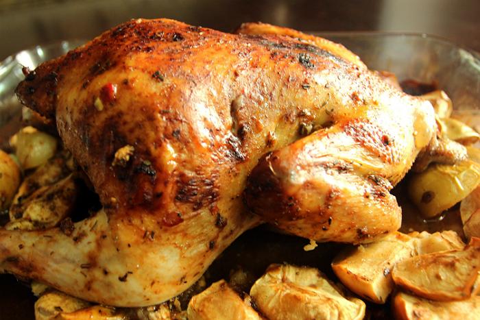 Новогодние мясные блюда 9
