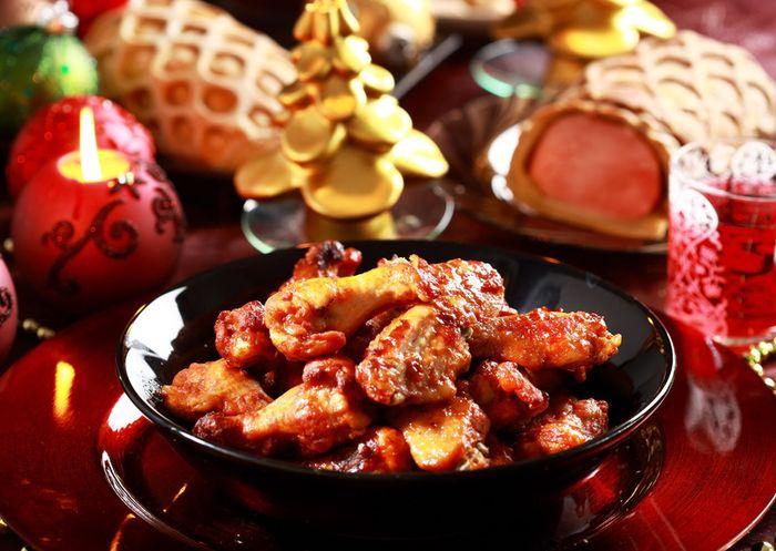 Новогодние горячие блюда 1