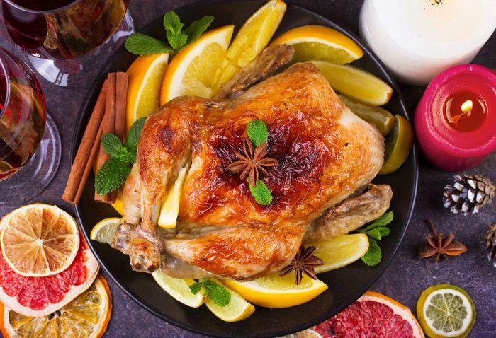 Новогодние горячие блюда 10