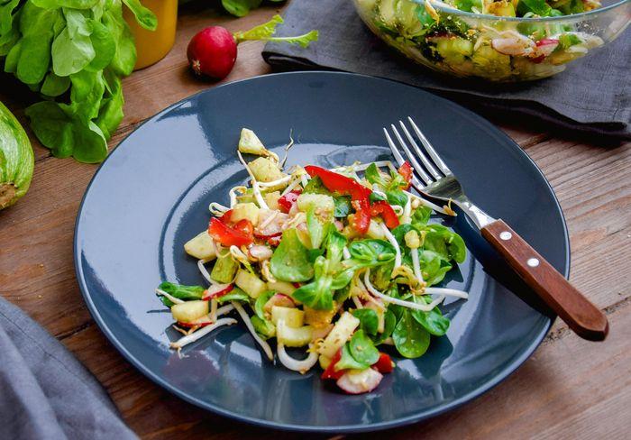 Рецепты новогодних салатов 15