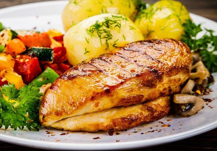 Новогодние горячие блюда 13