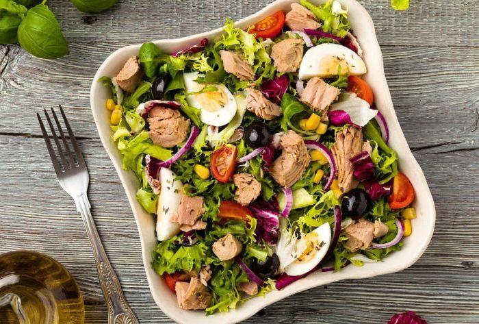 Рецепты новогодних салатов 17
