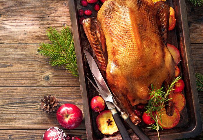 Новогодние горячие блюда 18