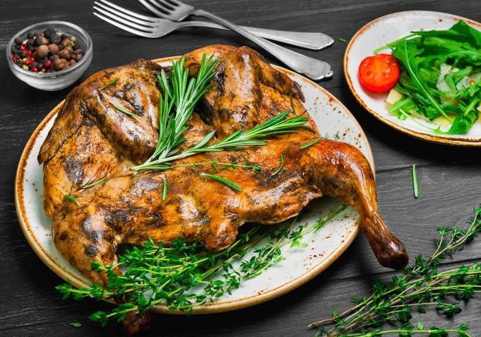 Новогодние горячие блюда 20