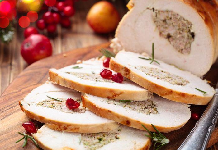 Новогодние горячие блюда 21