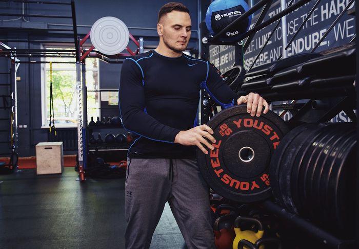 Интервью [2018] с фитнес-тренером Борисом Красновым 8