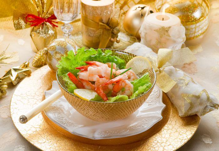 Рецепты новогодних салатов 154