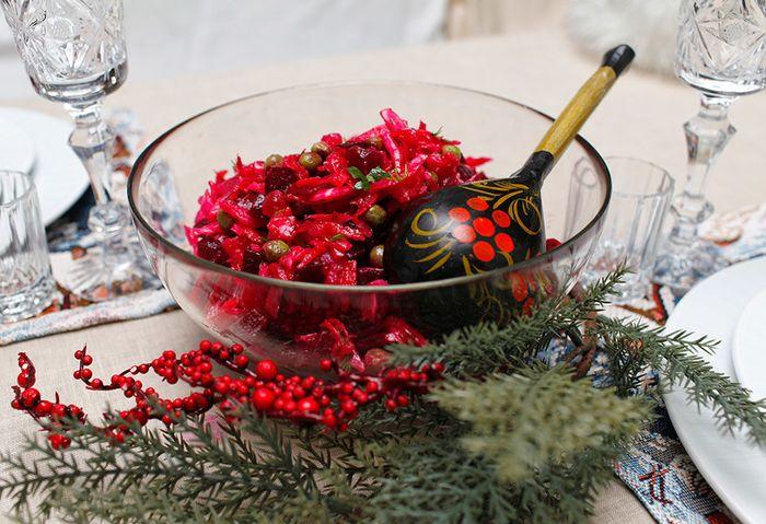 Новогодние рецепты 22