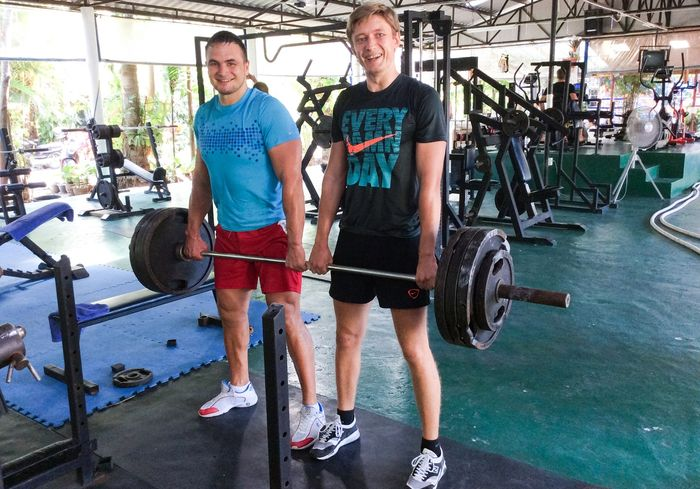 Интервью [2018] с фитнес-тренером Борисом Красновым 5