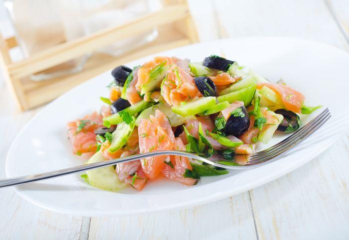 Рецепты новогодних салатов 6