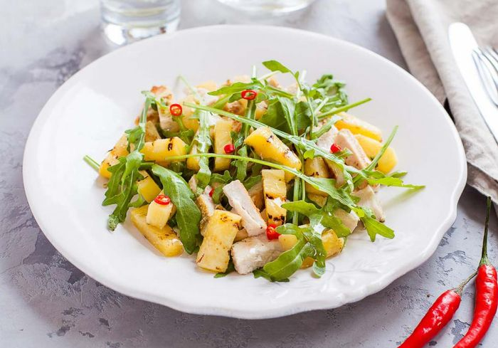 Рецепты новогодних салатов 8