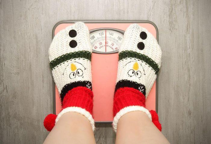 Как похудеть зимой 4