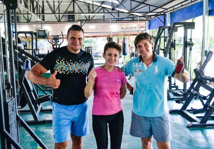 Интервью [2018] с фитнес-тренером Борисом Красновым 6