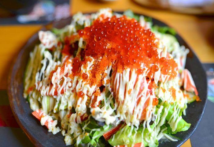 Рецепты новогодних салатов 9