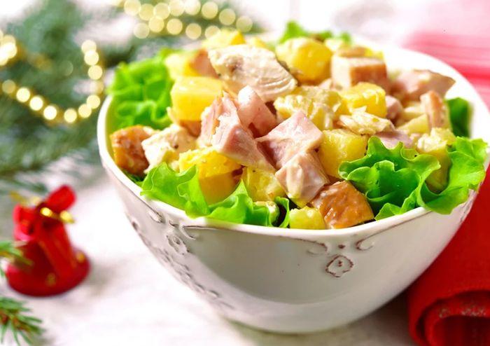 рецепты новогодних закусок 8