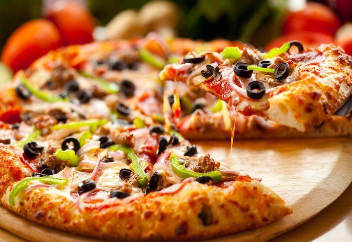 Пицца по Дюкану 2