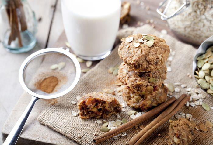 Овсяное печенье без муки 7