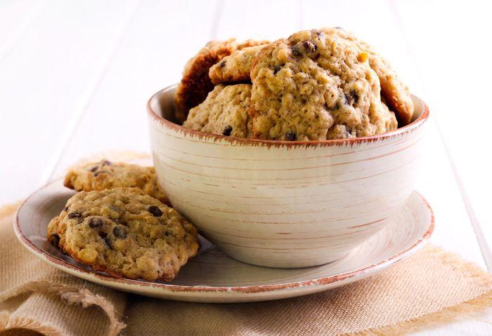 Овсяное печенье без муки 3