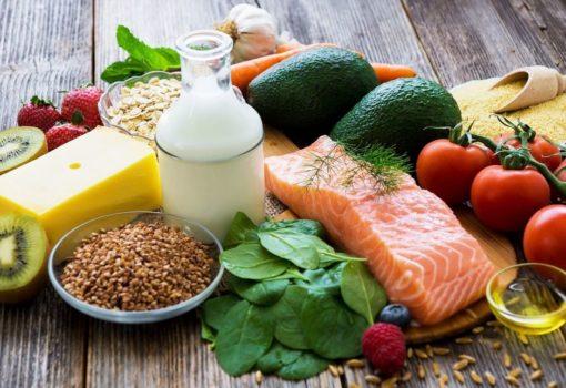 Продукты для правильного питания: список, чтобы похудеть
