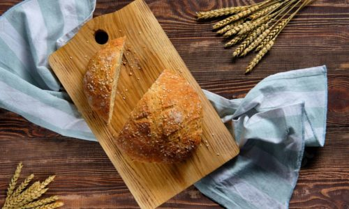 Хлеб пшеничный: калорийность на 100 грамм