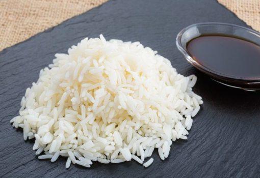 Сколько ккал в рисе отварном